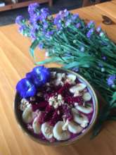 New smoothie bowls on the menu!