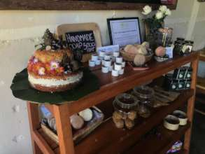 Lip balms, healing salves and another amazing cake
