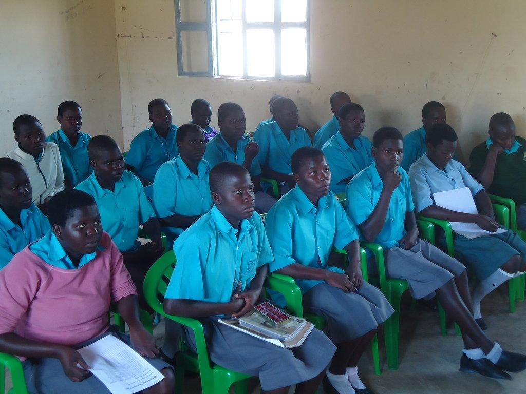 Brightening Girls Future through Education
