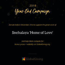 Give before 31 Dec & make you donation go further