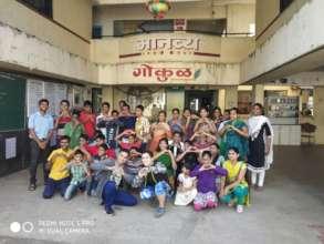 Zumba Dance Activity