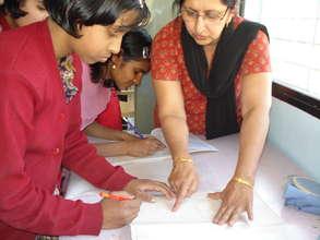 Fashion Designing ( Vocational Training )