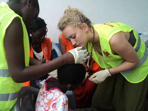 Medical Mission in Ghana