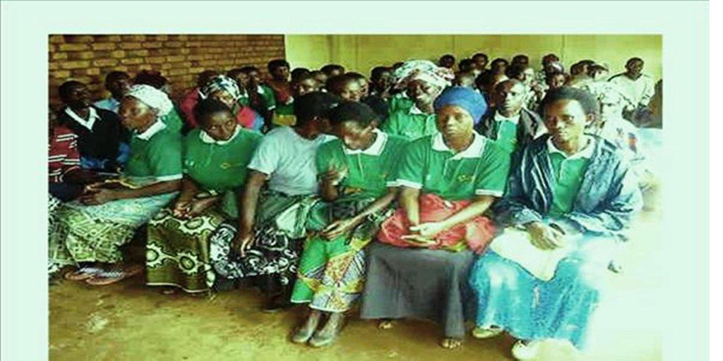 Empower 600 Rural Women and Children in Rwanda