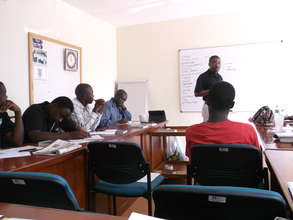 Training Youth Workers