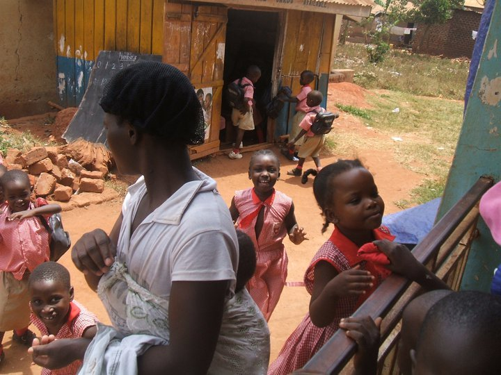 educate 50 vulnerable orphans in slums of Mbuya