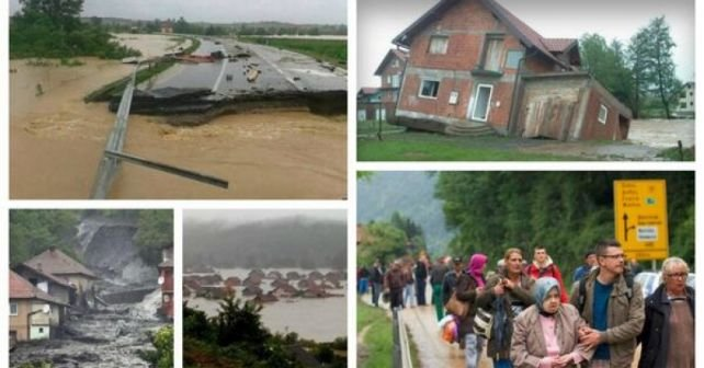 Floods and landslides in Bosnia and Herzegovina
