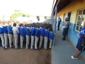 Herefords Primary School