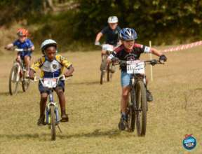 My first inter school mountain bike race