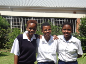 Girls selected for SA Deaf Volley Ball team