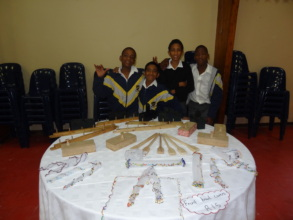 Market Day: All items made by these children