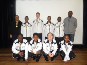 Fulton KZN Volley Ball members