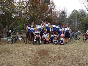 Mountain Bike team