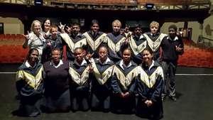 Signing Choir at Playhouse in Durban