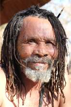 Bushmen participant