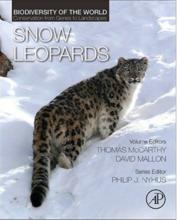 """Snow Leopards: Biodiversity of the World..."""