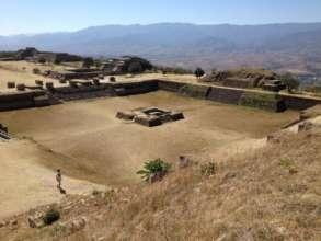 Jaguar Temple, Oaxaca, Mexico