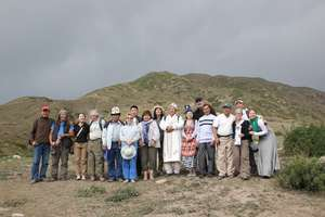 Snow Leopard Meetings in Kyrgyzstan, Sep 2013