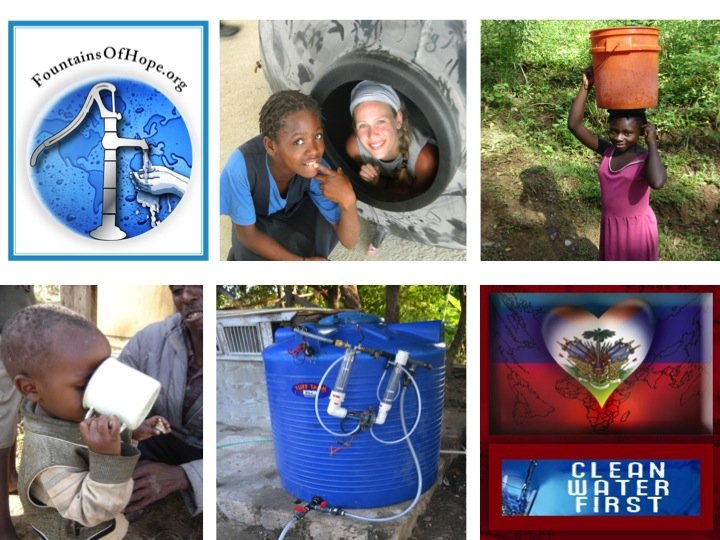 Water Treatment Systems For Schools In Haiti