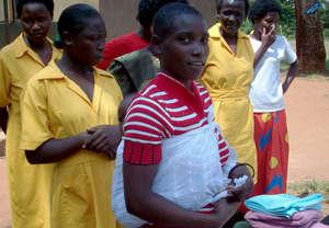 Safer birthing for 1,200 moms, Uganda