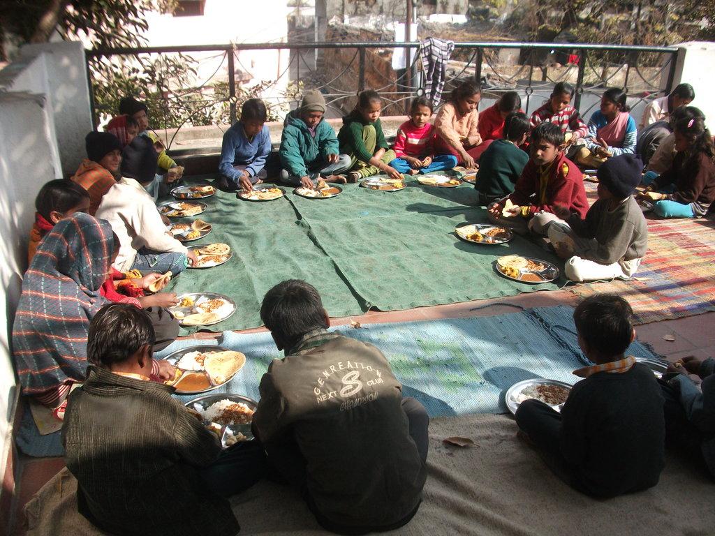 Street to School - Mainstreaming Street Children