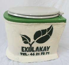 A SOIL EkoLakay toilet
