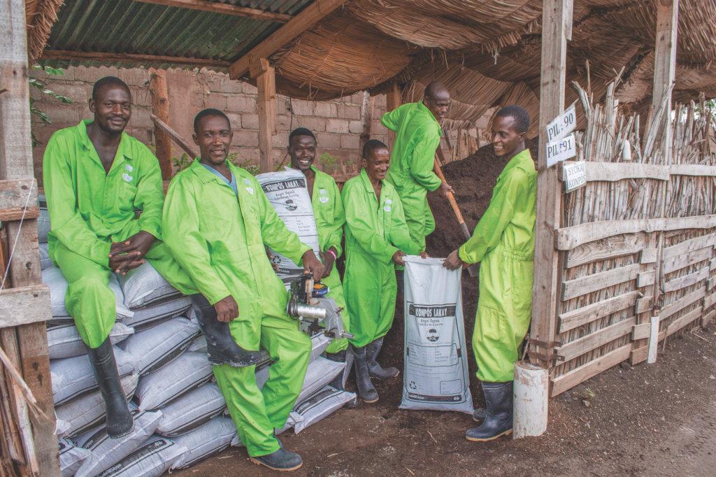 Expanding Sustainable Sanitation in Haiti