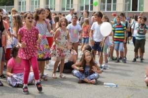 Free Summer Academy for 600 Bulgarian Children