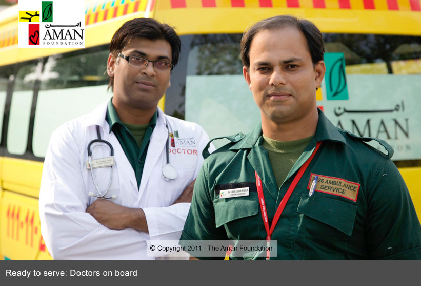 Help save 3,000 lives in Pakistan
