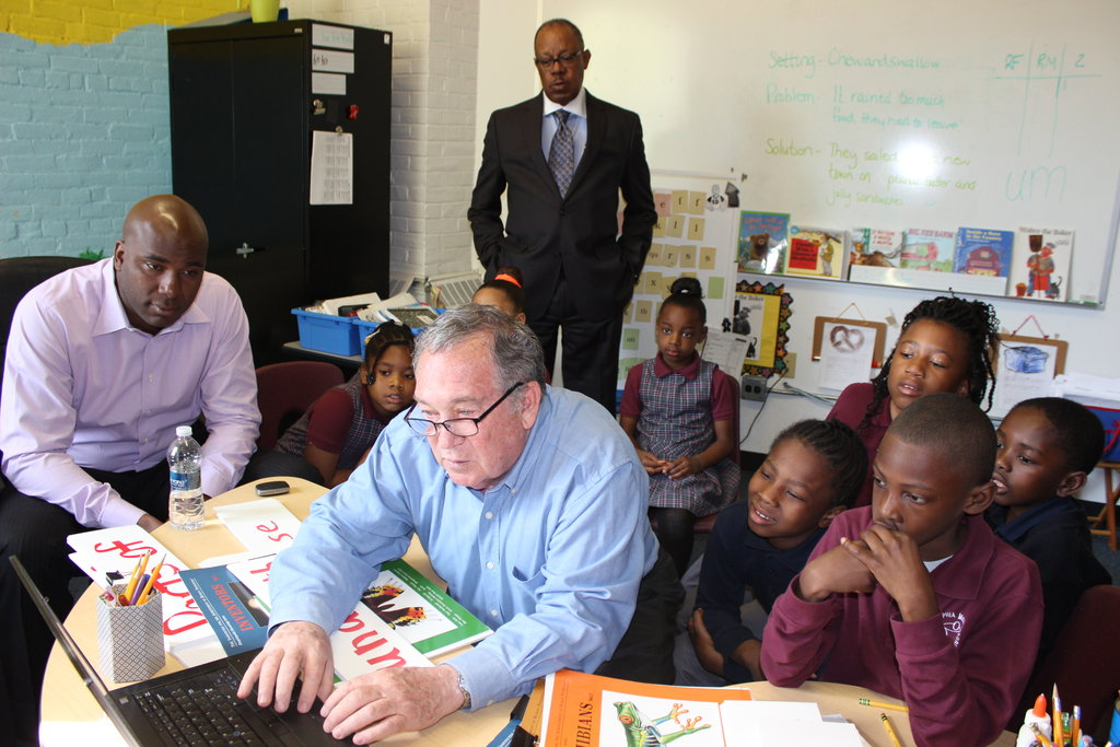 Turning the Tide on Academic Achievment 4 all kids