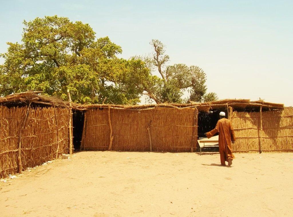 Build a School in Senegal!