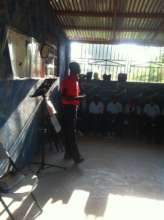Building confidence speaking in front of the class