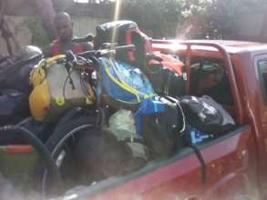 School supplies to rural communities