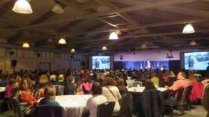 'Share the Love' gala event in Whitehorse,Yukon