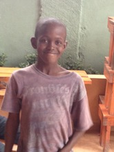 Kenndy has a new life ahead. Because of you.