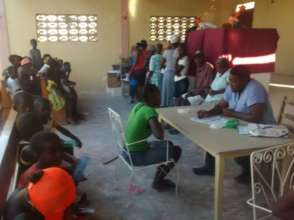 Outreach Medical Clinics and Replanting Assistance