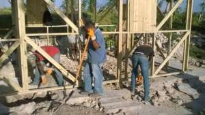 New Homes, New Skills, Rising Up to the Challenges