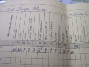 A great report card :-)