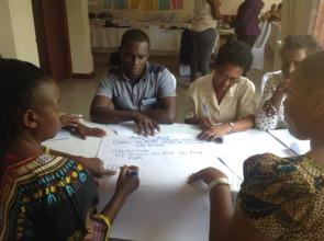 Creating action plans to use in home countries