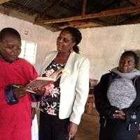 Gladys feedback during Popular Education training