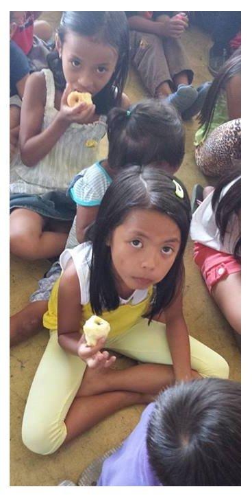 Make 1,000 Poor Filipino Kids Eat Healthy Meals