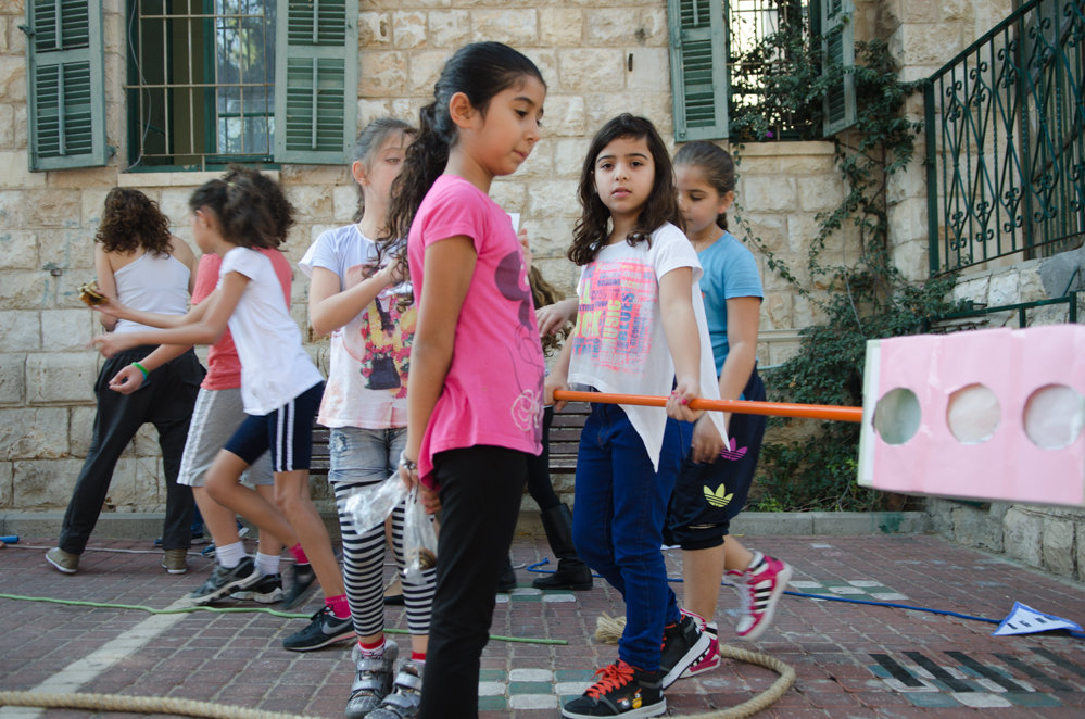 Save Hewar Alternative Arab School in Israel!