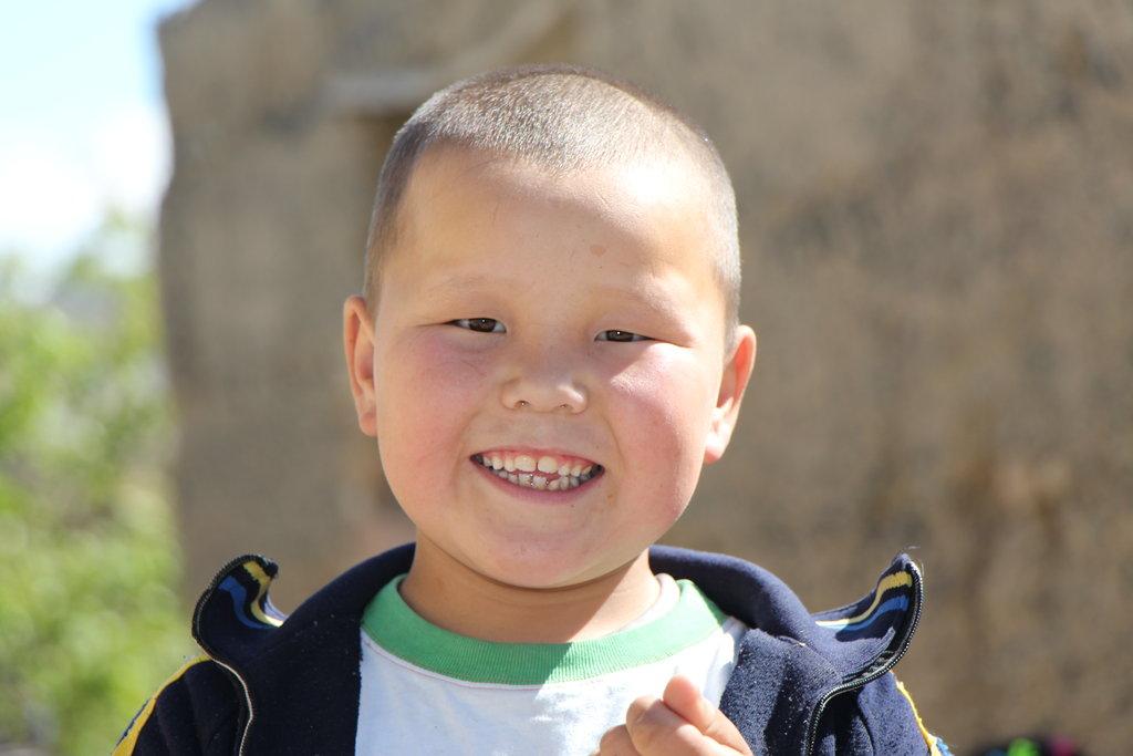 Education for 50 poor children in Kyrgyzstan