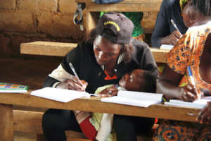 A young mother second chance