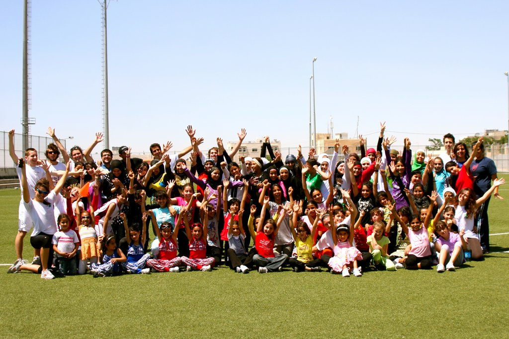 Sports to Empower 500+ Refugee Girls in Jordan