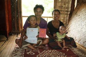 Family - Scholarship Beneficiary