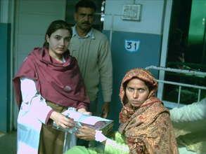 Restore Dignity of 200 Fistula Patients in Multan