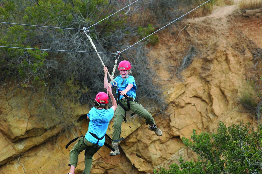 Send a Kid to Camp in Orange County, California!