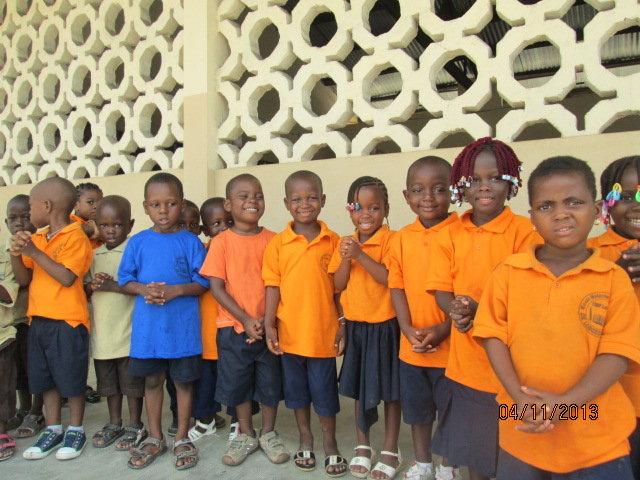 Assisted 2,200 children in rural Benin