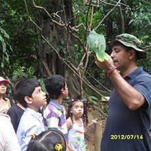 Educating our children - Fundacion El Refugio